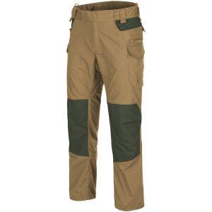 Helikon Pilgrim Pants Coyote / Taiga Green