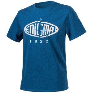 Helikon Enigma T-shirt - Melange Blue