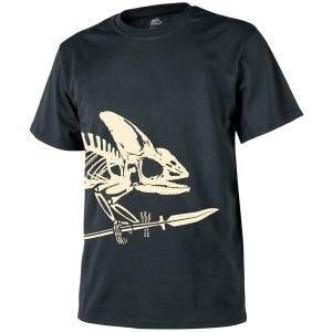 Helikon Full Body Skeleton T-shirt - Sort