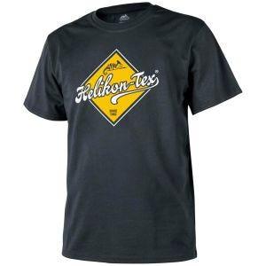 Helikon Road Sign T-shirt - Sort