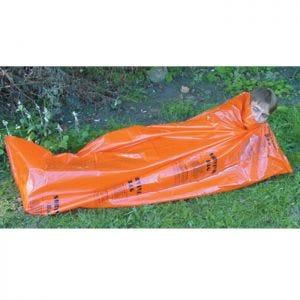 Highlander Nødhjælps- og Overlevelsesudstyr - Orange