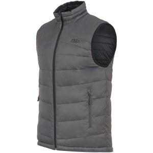 Highlander Vendbar Vest - Sort/Grey Slate