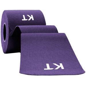"KT Tape Consumer Original Precut 10"" Kinesiologitape Bomuld - Purple"