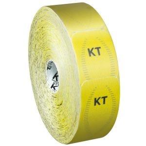 KT Tape Jumbo Pro Precut Kinesiologitape Syntetisk - Solar Yellow