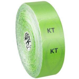 KT Tape Jumbo Pro Precut Kinesiologitape Syntetisk - Winner Green