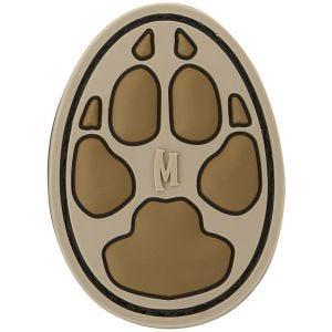 """Maxpedition Dog Track Moralemærke 1"""" - Arid"""