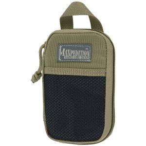 Maxpedition Micro Lommeorganisator - Khaki