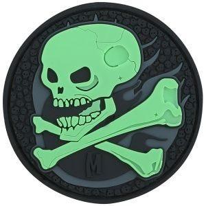 Maxpedition Skull Moralemærke - GLOW