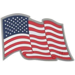 Maxpedition Star Spangled Banner Moralemærke Full Colour