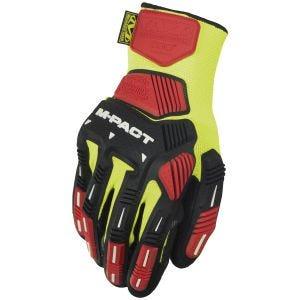 Mechanix Wear The Safety M-Pact Knit CR3A3 Handsker - Hi-Viz Yellow