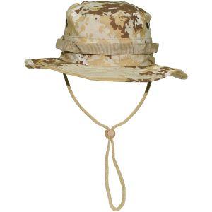 MFH GI Bush-hat Ripstop - Vegetato Desert