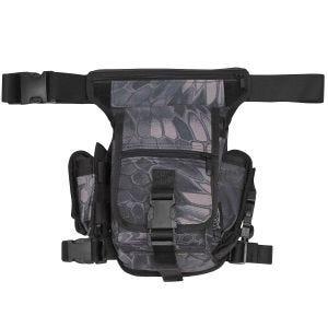 MFH Combat Bæltetaske - Snake Black