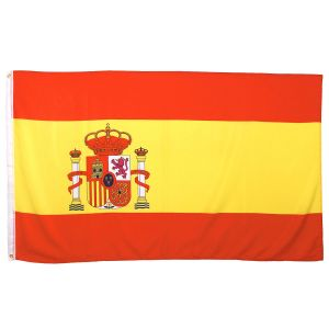 MFH Spain Flag 90x150 cm