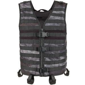 MFH MOLLE Light Vest - HDT Camo LE