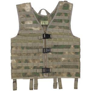 MFH MOLLE Light Vest - HDT Camo FG