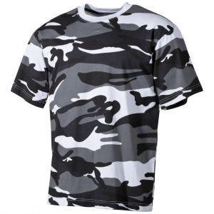 MFH T-shirt - Skyblue