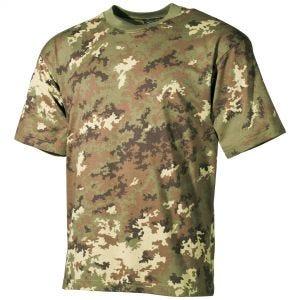 MFH T-shirt - Vegetato Woodland