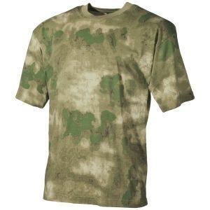 MFH T-shirt - HDT Camo FG