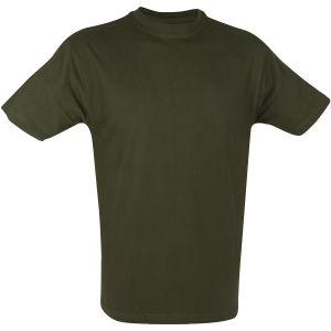Mil-Com T-shirt - Olive Green