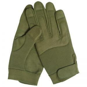 Mil-Tec Militærhandsker - Olivenfarvet