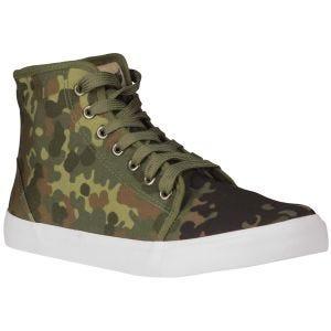 Mil-Tec Militær-sneakers - Flecktarn