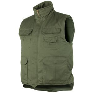 Mil-Tec Ranger Vest - Olivenfarvet