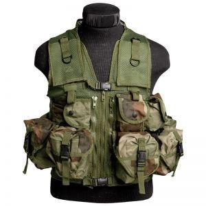 Mil-Tec Ultimate Assault Vest - CCE