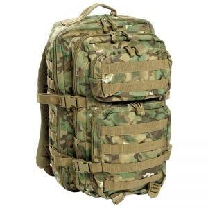 Mil-Tec MOLLE US Stor Assaultpakke Arid Woodland