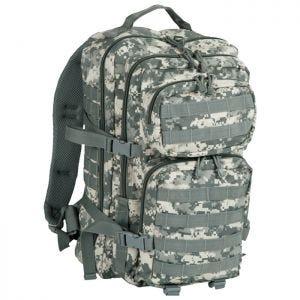 Mil-Tec MOLLE US Stor Assaultpakke - ACU Digital