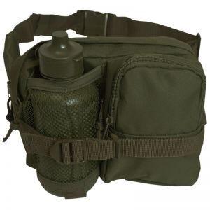 Mil-Tec Bæltetaske med Kantine - Olivenfarvet