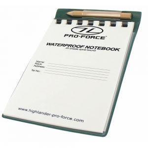 Pro-Force Vandtæt Notebook