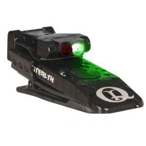 QuiqLite Stealth IR / Green LED Light (Military/Police Only)