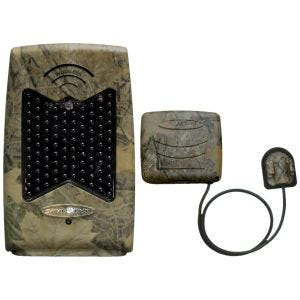 SpyPoint Invisible Black Flash LED's Trådløs IR-booster - Camo