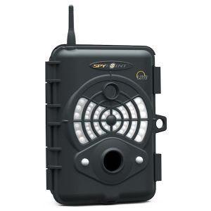 SpyPoint Live GSM Cellular Infrarødt Digitalt Overvågelseskamera - Sort