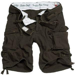 Surplus Division Shorts - Brun