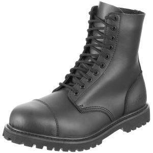 Surplus Undercover Støvler med 10 Snørehuller - Sort