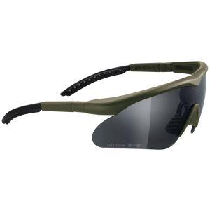 Swiss Eye Raptor Brillestel - Olivenfarvet