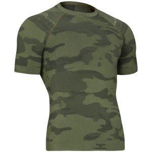 Tervel Optiline Light Tactical Kortærmet Skjorte - Military/Grå