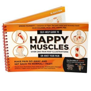 Tiger Tail The Happy Muscles Guidebog