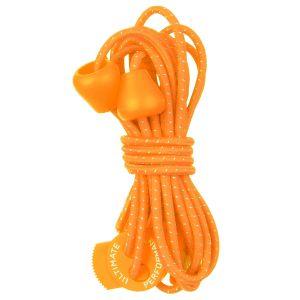 Ultimate Performance Reflekterende Elastiske Snører - Orange
