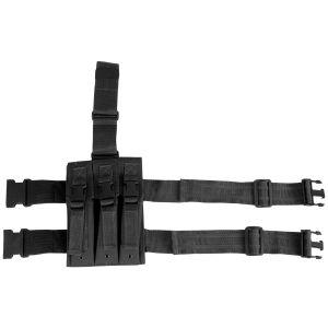 Viper MP5 Drop-benpung til Magasin - Sort