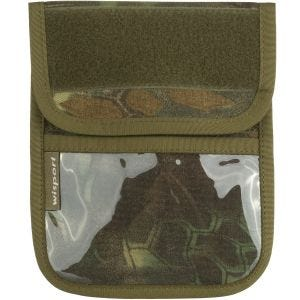 Wisport Patrol ID-pung til Halsen - Kryptek Mandrake