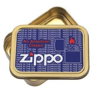 Zippo 3D Tobaksæske 2 oz